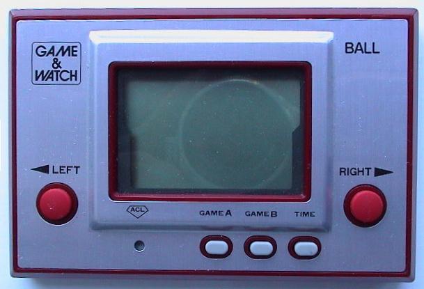 Ball (AC-01) dans sa version standard