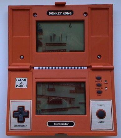 Donkey Kong (DK-52) dans sa version standard