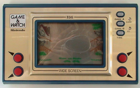 Game & Watch Egg (EG-26)