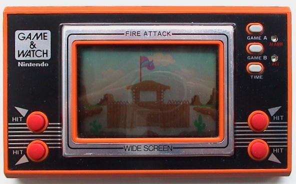 Fire Attack (ID-29) dans sa version standard