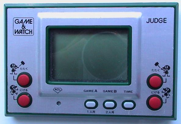 Judge (IP-05) dans sa version verte