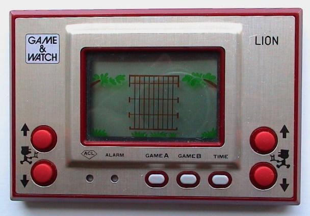 Lion (LN-08) dans sa version standard
