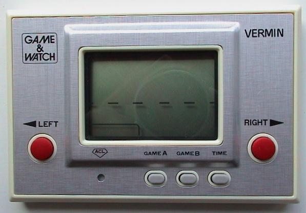 Vermin (MT-03) dans sa version standard