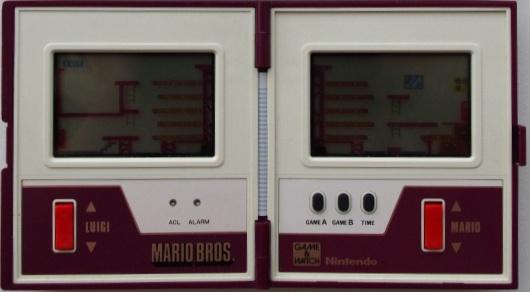 Game & Watch Mulit Screen Mario Bros. (MW-56) en version standard