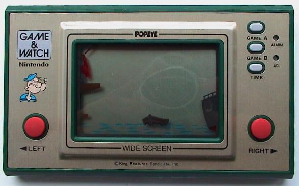 Popeye (PP-23) dans sa version standard