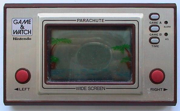 Parachute (PR-21) dans sa version standard