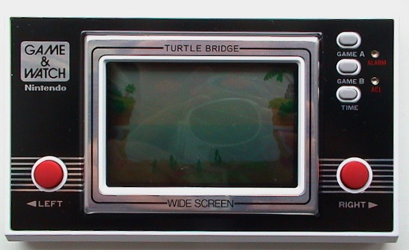 Turtle Bridge (TL-28) dans sa version standard