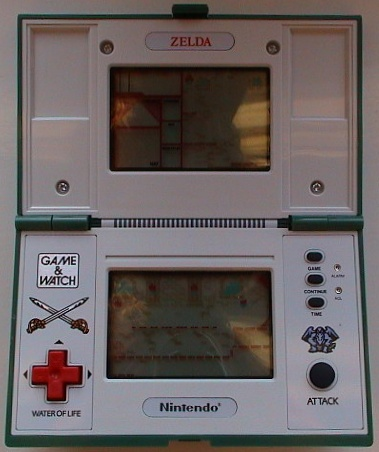 Game & Watch Zelda (ZL-65)